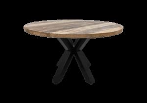 Ronde tafel spinpoot